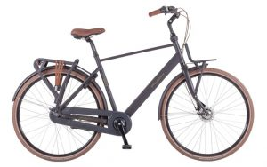 Puch Beat-S Men Vulcan Black Matt