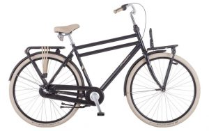 Puch Rock Men Coal Black Matt