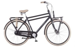 Puch Rock-S Men Coal Black Matt