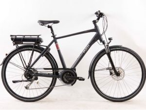 Puch Clubman 1 Heren Coal Black Matt