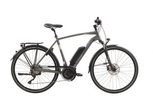 Puch Clubman e SL Men Grey Matt