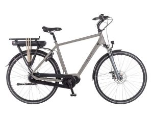 Puch E-Ambient S Men Quartz Grey Matt