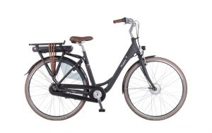 Puch E-Ballad Lady Coal Black Matt