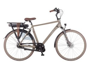 Puch E-Ballad S Men Sand Brown Matt