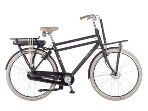 Puch E-Rock Men Coal Black Matt