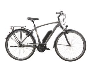 Puch Stadtrad e SL Men Grey Matt
